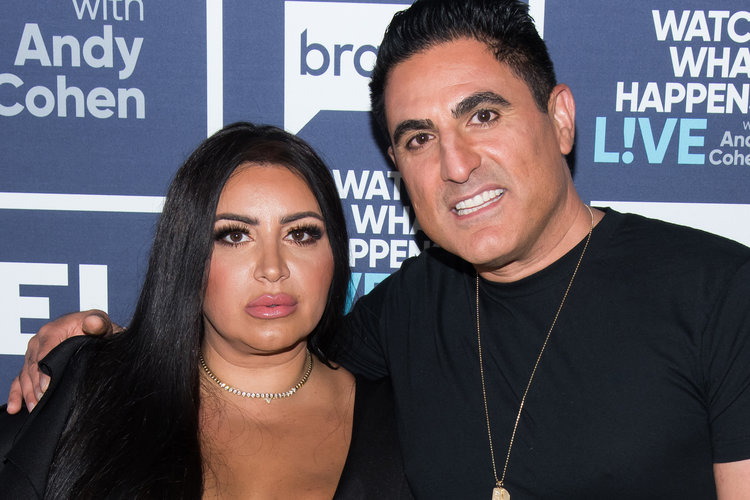 Mercedes Javid Reza Farahan Friendship