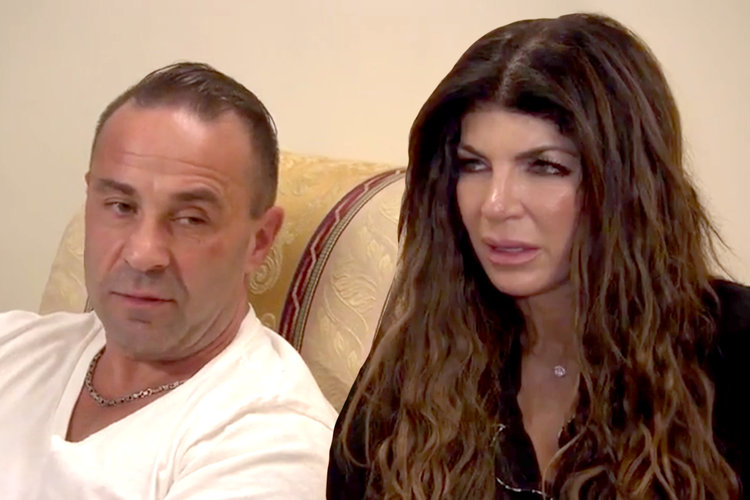 Teresa Joe Giudice Break Up