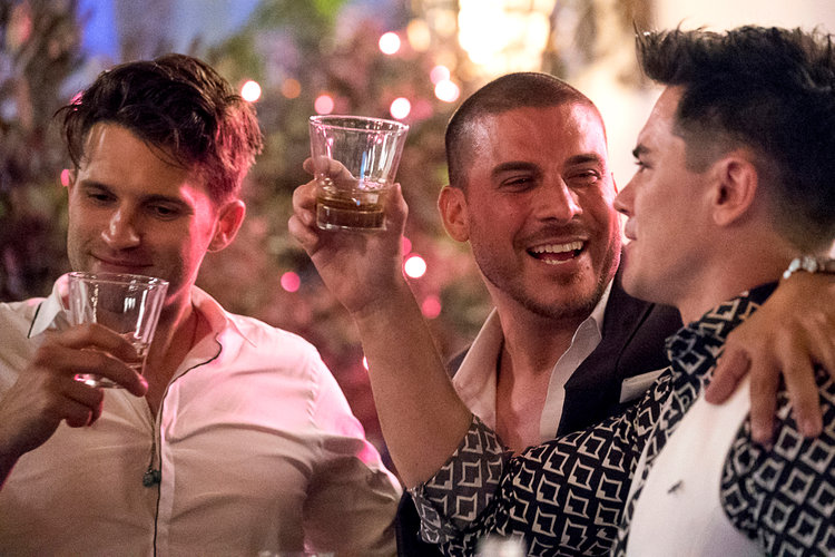 Vanderpump Rules Sur Filming