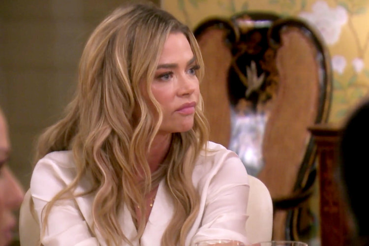 Denise Richards Rhobh Secret Life