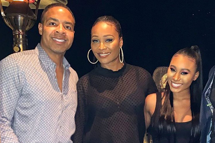 Cynthia Bailey Mike Hill Noelle