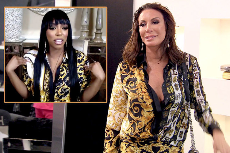Danielle Staub Porsha Williams Jumper