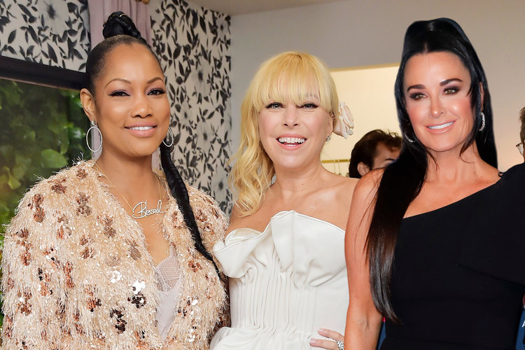 Garcelle Beauvais Sutton Stracke Kyle Richards