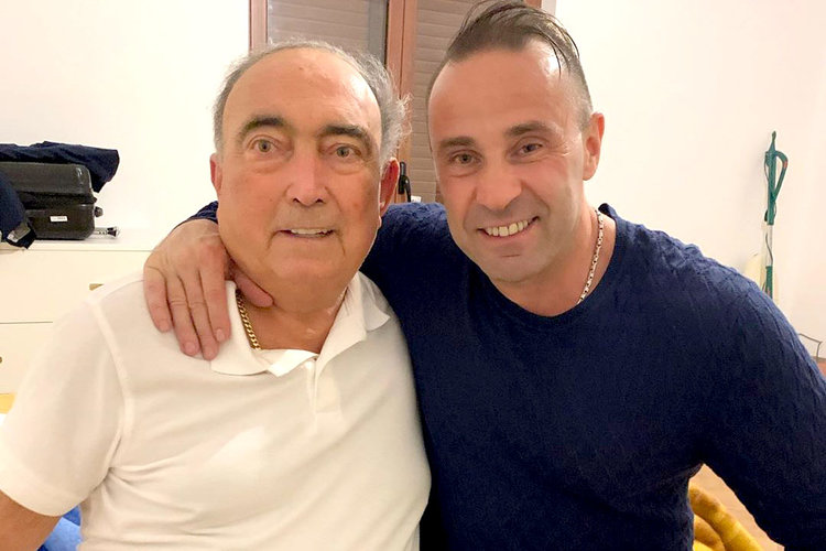 Joe Giudice Remembers Father In Law