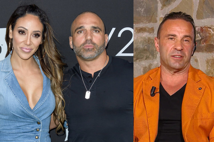 Joe Melissa Gorga Giudice Contact
