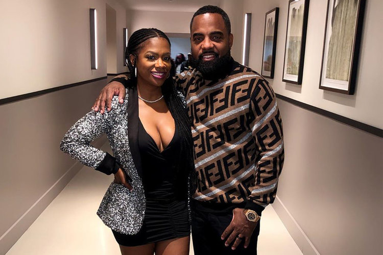 Kandi Burruss Todd Indoor Pool