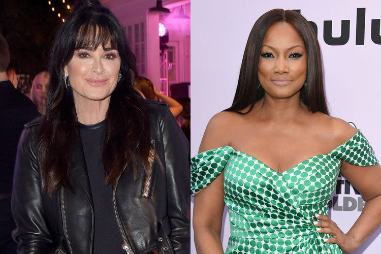 Kyle Richards Garcelle Beauvais Rhobh