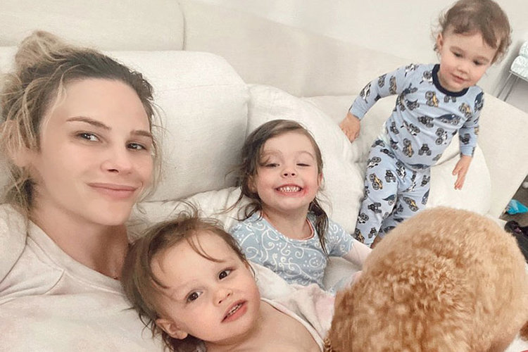 Meghan Kind Edmonds Messy Kids