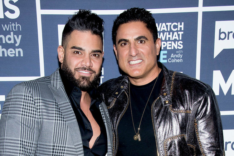 Mike Shouhed Reza Farahan Friendship
