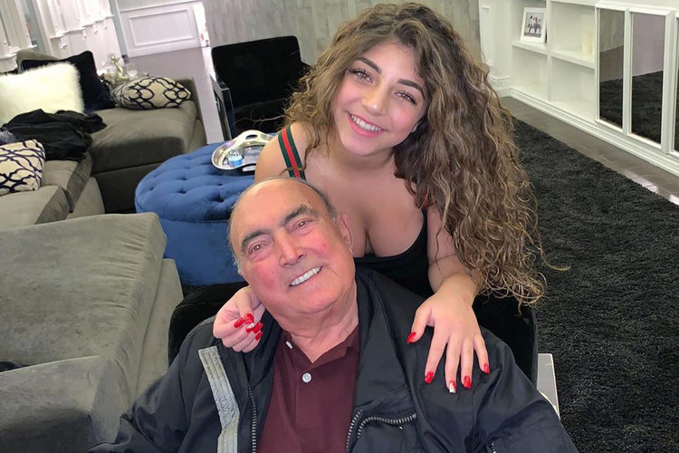 Milania Giudice Remembers Grandfather Dies