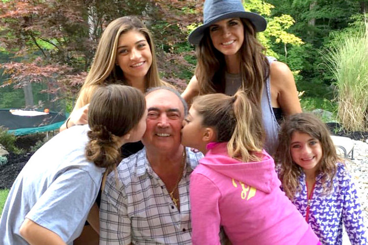 Teresa Giudice Father Nono Sick