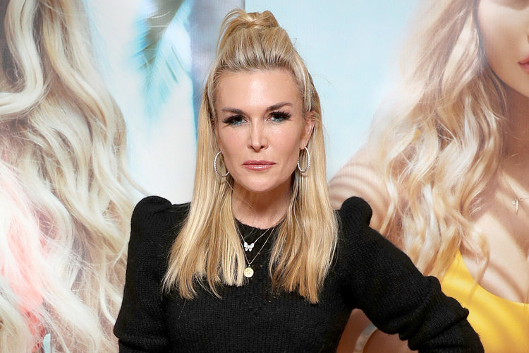 Tinsley Mortimer Scott Tattoo Rhony