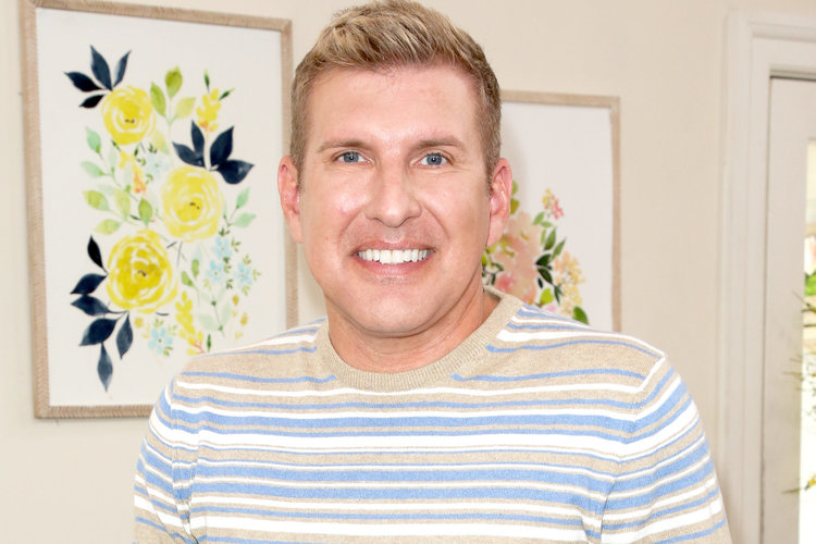 Todd Chrisley Tested Coronavirus Positive