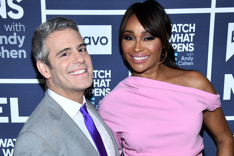 Cynthia Bailey Andy Cohen Relationship