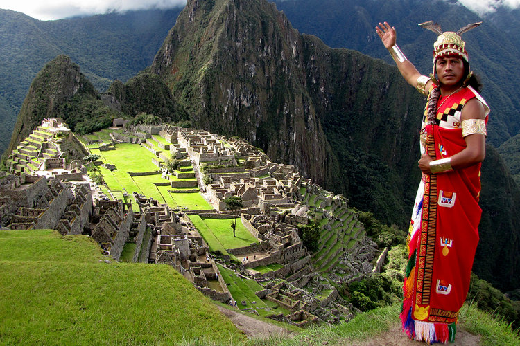 Consider, that machu picchu nude opinion