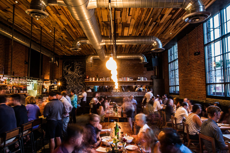 Brooklyn Decker Favorite Austin Restaurant Bar The Feast