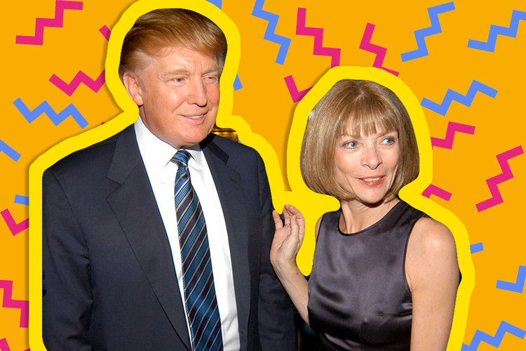 10c8b1dd31 Will Anna Wintour Invite Donald Trump Back to The Met Gala