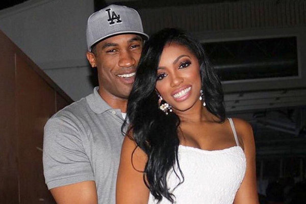 who is porsha dating from atlanta housewives