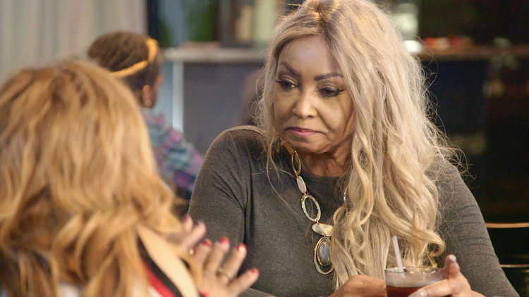 Porsha Williams' Mom Confronts Dennis McKinley's Mom