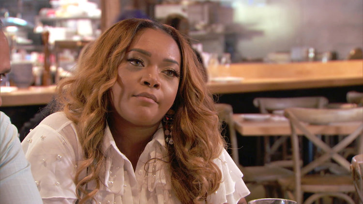 "Dr. Eugene Says Jacqueline Walters Isn't on Mariah Huq's ""Team"""