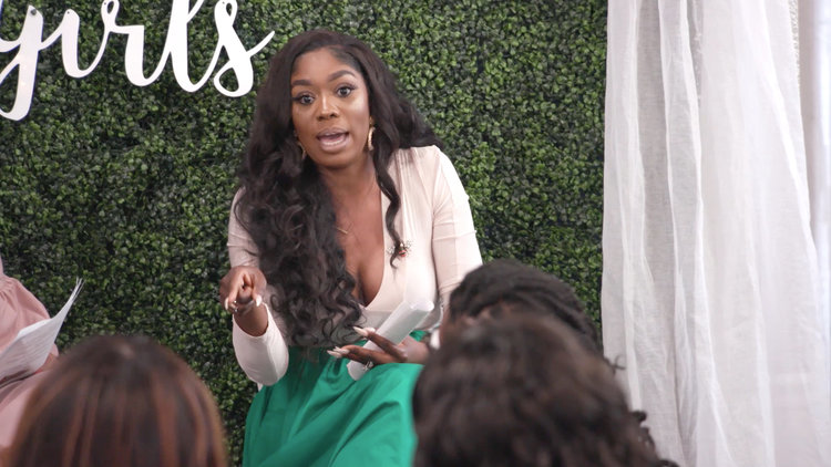 Wendy Osefo Hosts an Inspiring Event Encouraging Women to Vote