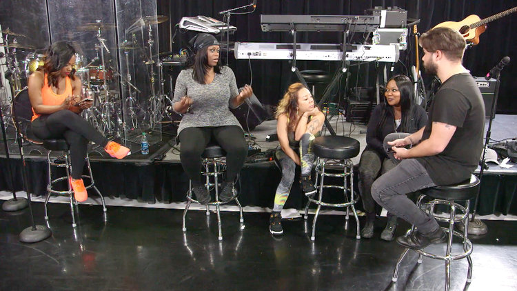Tamika Critiques Xscape's BET Awards Performance