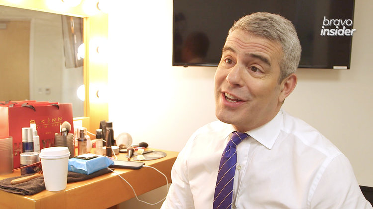 Andy Cohen Reacts to Lisa Vanderpump's Absence From the Reunion