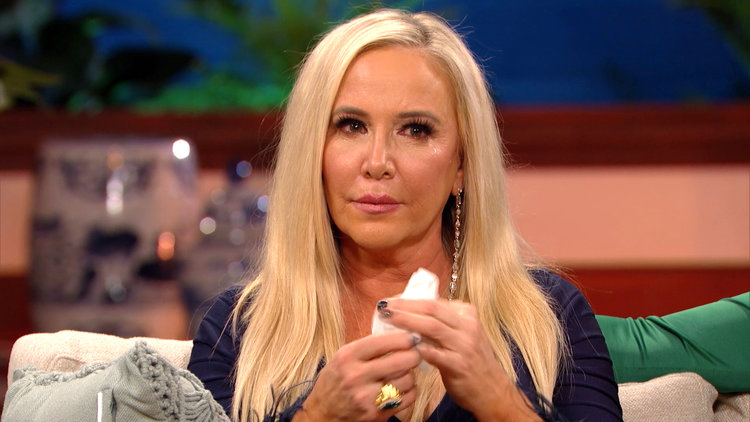 Tamra Judge Just Hit a Nerve in Shannon Beador