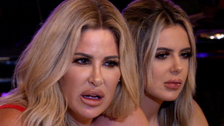 Kim Zolciak-Biermann Just Found Out Her Dad Had Cancer