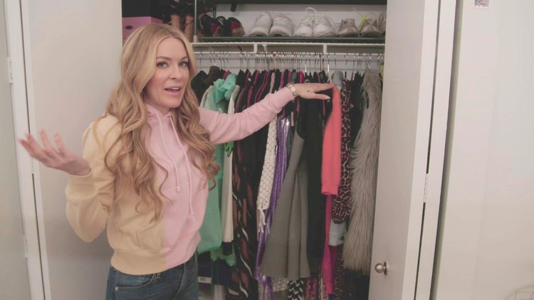 Leah McSweeney's Closet Only Contains Things That Spark Joy