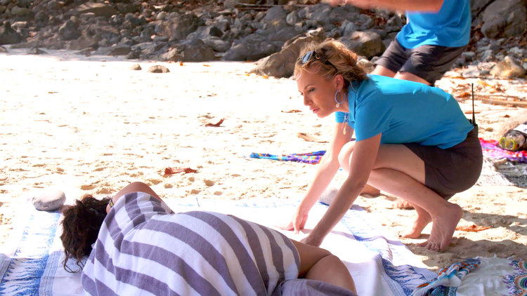 Below Deck Charter Guest Brandy Gets Rushed Off for Medical Attention