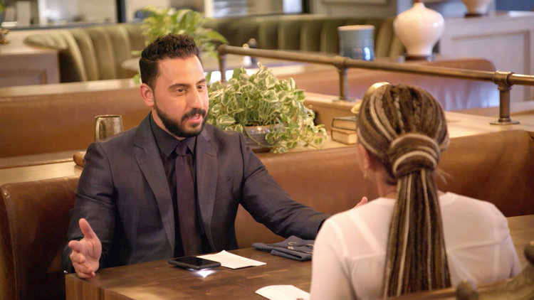 Shanique Drummond Has a Sit Down With Josh Altman
