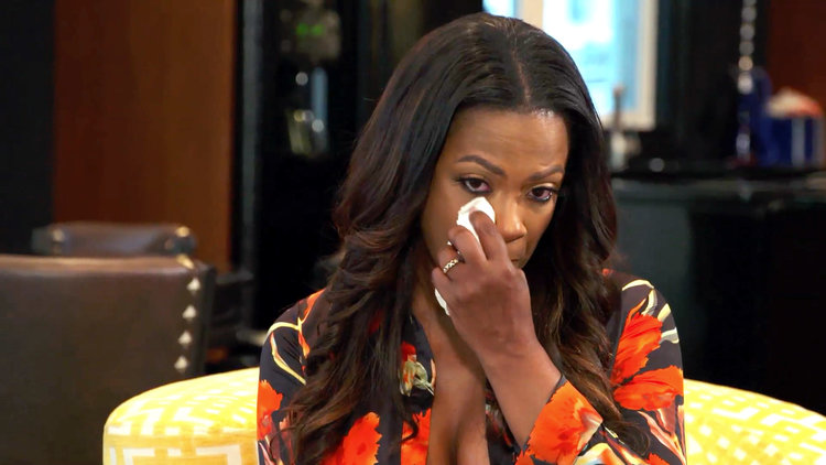 "Todd Tucker Tells Kandi Burruss: ""I'm Not F---ing Happy"""