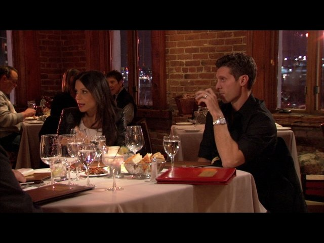 Bethenny's Father Issues