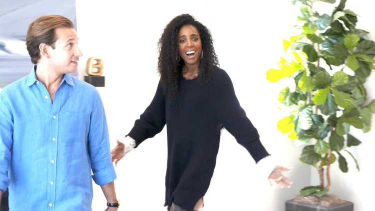 Did Kelly Rowland Just Find Her Dream Home?