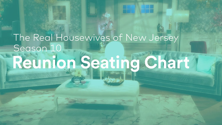 Get Your First Look at The Real Housewives of New Jersey Season 10 Reunion