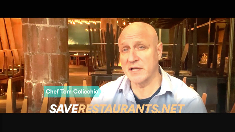 Tom Colicchio On How You Can Help Save Restaurants Impacted by COVID-19