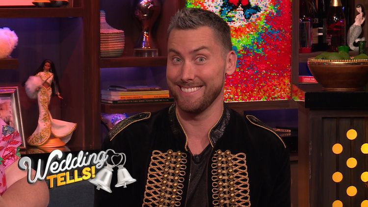 Lance Bass on Officiating Jax Taylor & Brittany Cartwright's Wedding