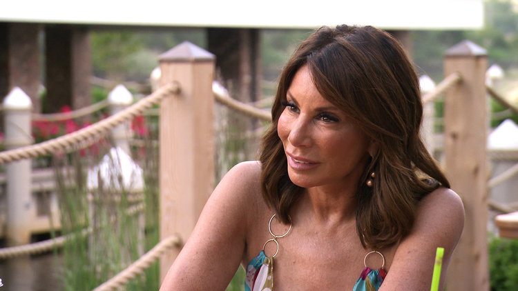 Teresa Giudice Told Danielle Staub to Pull Margaret Josephs' Hair?!