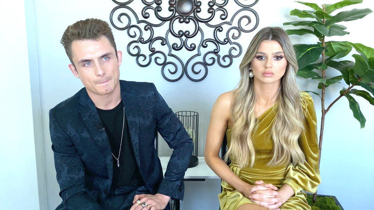 The Vanderpump Rules Crew Gets Emotional Watching James Kennedy's Sobriety Journey