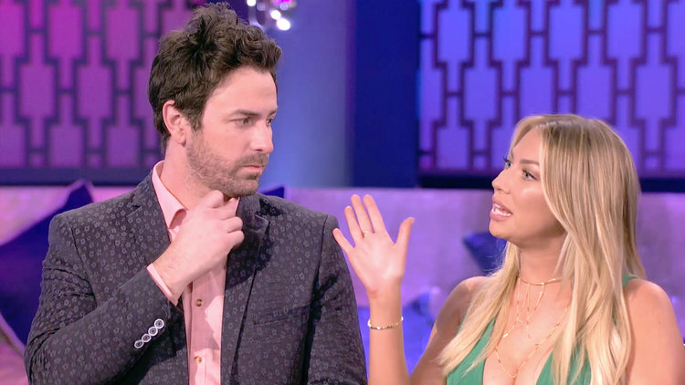 How Does Beau Clark Keep His Cool When Stassi Schroeder Goes off the Deep End?