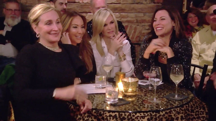 Are We Looking at Luann de Lesseps' Future as a Cabaret Star?