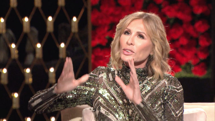 Carole Radziwill Puts Her Resume up Against Bethenny Frankel's