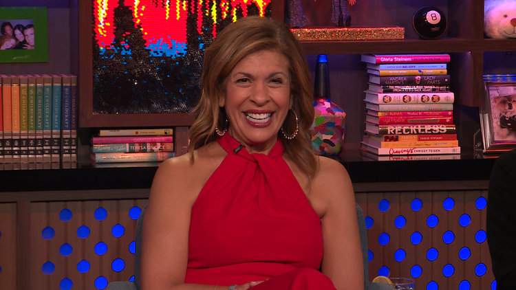 Where Does Hoda Kotb Get Her Energy?