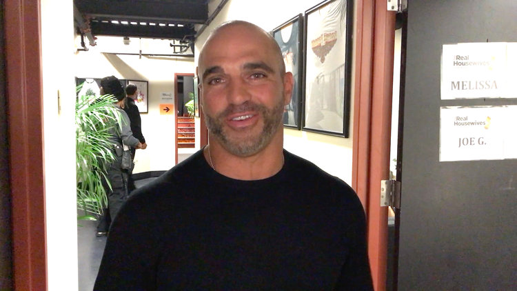 Joe Gorga's Advice to Melissa Gorga Before the Reunion