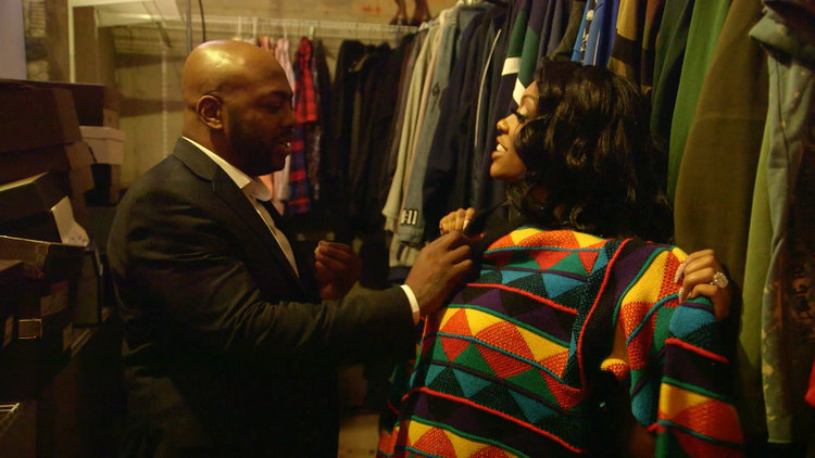 "Why is Dennis McKinley's ""Whole Life"" in Porsha Williams' Basement?"