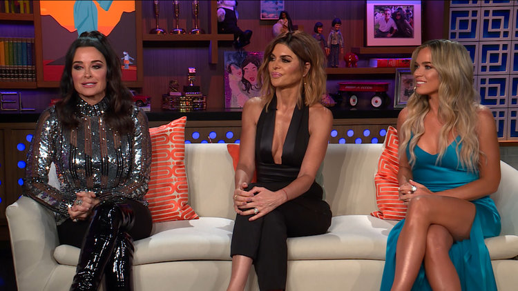 After Show: Are Kyle Richards & Lisa Vanderpump Talking?