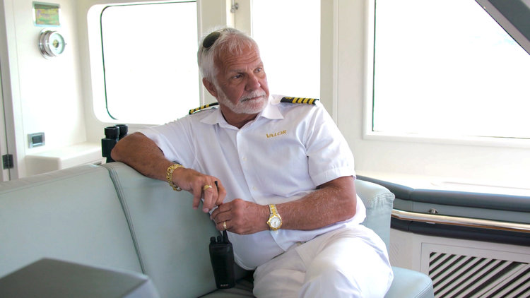 "Captain Lee Rosbach: ""Abbi's Not Cut Out for Yachting"""