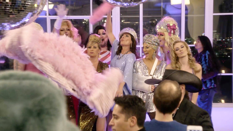 Your First Look at Season 12 of The Real Housewives of New York City Is Here!