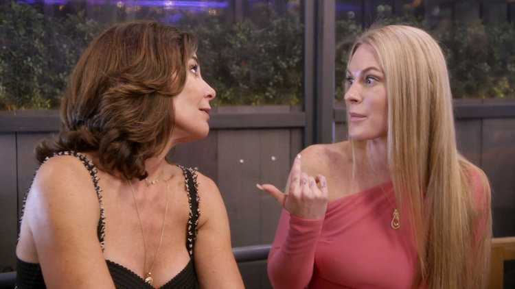 Luann de Lesseps and Leah McSweeney Already Have One Big Thing in Common